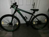 Man's Scott aspect bike mountain bike