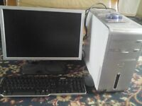 Dell inspiron 531 desktop pc
