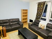 Newly Decorated Fully Furnished 2 Bedroomed Flat at Slateford Road £849 PCM