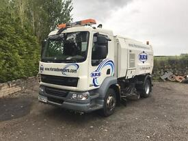 HGV 2 (C) driver for Roadsweeper
