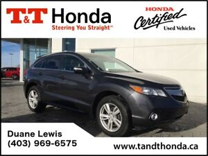 2013 Acura RDX Tech Package* Low KMs, Navi, Back Up Camera