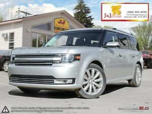 2013 Ford Flex Limited AWD,Loaded,V6