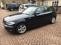 2006 BMW 120 D 2.0 SE / service history / leather Interior