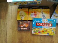 A selection of board games etc.