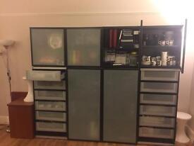 Multimedia storage unit