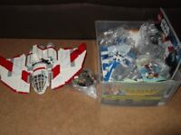Lego - Star Wars, Marvel Heroes, Sponge Bob etc