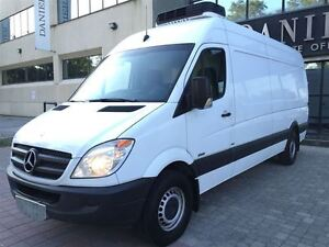 2011 Mercedes-Benz Sprinter reefer diesel 3.0V6 LWB