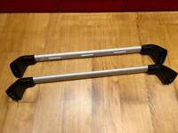 BMW roof bars for 4 Series (may fit 2 Series)