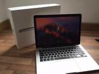 Apple MacBook Pro Retina 13 Inch (Late 2013 Model) Intel Core i5 2.4Ghz & 16gb RAM with 256Gb HDD