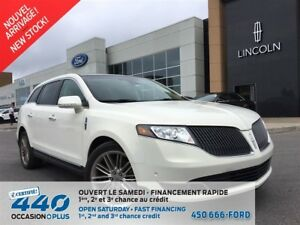 2013 Lincoln MKT EcoBoost | 3.5L, AWD, CUIR, TOIT PANO, NAVIGATI