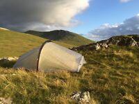 FOR SALE; Terra Nova Laser Ultra 2 Tent