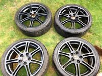 Honda Civic ep3 wheels