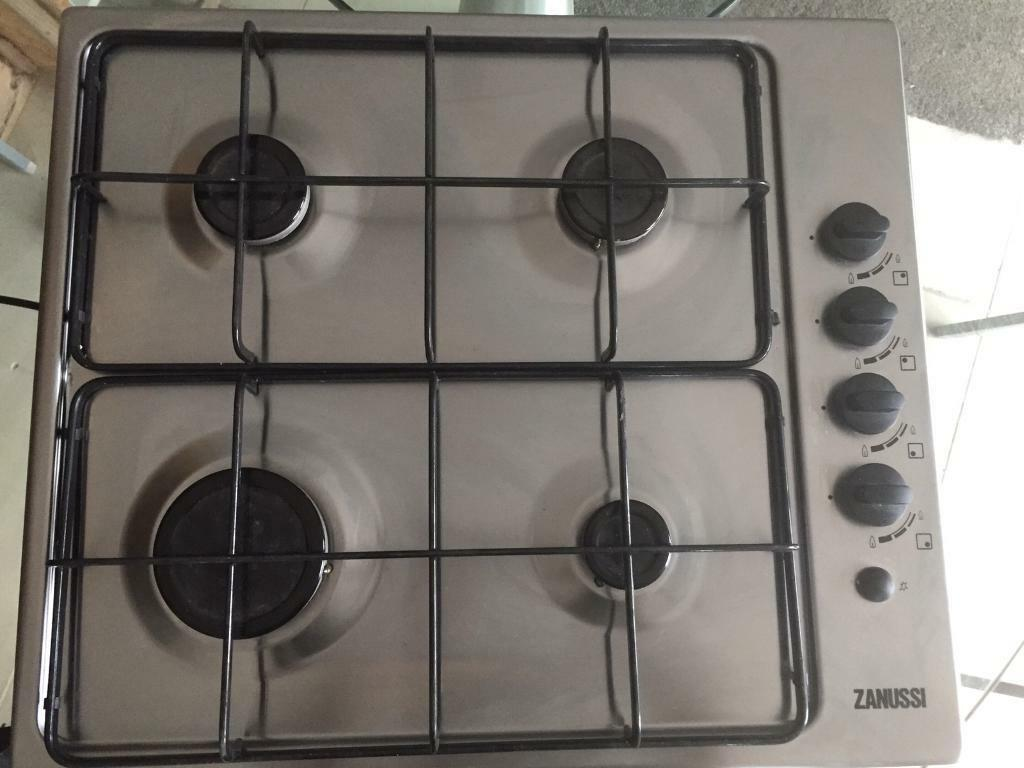Zanussi gas hobin Brighton, East SussexGumtree - Zanussi gas hob for sale, perfect working order, clean, stainless steel. Selling due to new kitchen