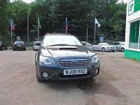 SUBARU OUTBACK 2.0D REN Boxer AWD - BUILT IN SATNAV (grey) 2008