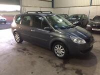 2008 Renault grand scenic dynamique 2.0 dci 150 BHP 7 seater low miles cheap family car