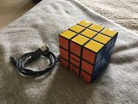 Rubik's Cube Speaker!
