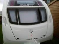 Swift challenger 2012 . 2 berth