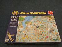 Jan Van Haasteren 1500 piece comic puzzle for sale