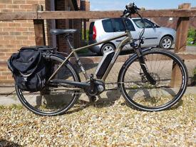 EBCO UCR-90 Men's E-Bike 50cm Frame - NOW SOLD