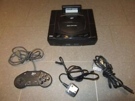 Sega Saturn Games Console