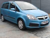 Vauxhall zafera 1.6 Petrol HPI clear 7 seaters 46k mileage