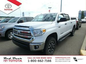 2016 Toyota Tundra CREW MAX TRD LEATHER