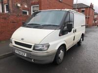 2004 Ford Transit PX TO CLEAR BARGAIN NO OFFERS