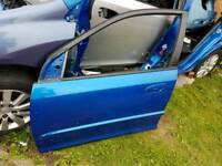 Honda civic 5door front passenger side door
