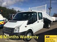 Ford Transit 350RWD 2.2 TDCI 100 LWB 1 WAY