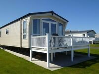 Spring breakaways from only *£165! Fabulous sea view caravans and lodges at Berwick upon Tweed