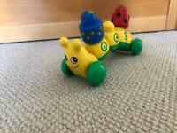 LEGO 1457 Caterpillar