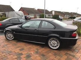 BMW 325 ci msport