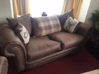 Abbey 3 Seater Sofa Scatter Back