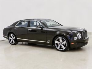 2016 Bentley Mulsanne NEW CAR @ .48% LEASE RATE