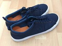 Fred Perry Underspin Nylon Navy - Size 9 NEW in box £45 or best offer