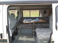 1999 Ford Duetto Auto sleeper. 12 months MOT. Low mileage.