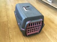 Cat / small dog carrier