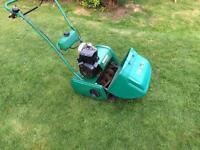 Qualcast petrol Classic 35s lawnmower