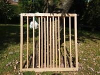 Baby Dan extendable wooden stairgates 4 available
