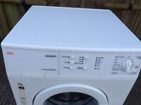 AEG W1250 Washing Machine in excellent condition. A Energy Rating Totally reliable German quality
