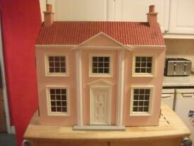 Dolls House - Wooden