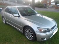54 LEXUS IS200 SPORT LOW MILES LONG MOT