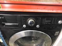 LG 9kg washing dryer