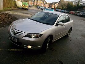 MAZDA 3 SPORT full service hisotry 12 months mot PLEASE NO TIME waisters
