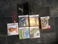Nintendo DS + 6 Games