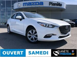 2017 Mazda 3 GX AUTO AIR CRUISE BLUEUTOOTH