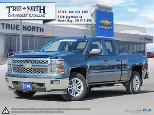 2014 Chevrolet Silverado 1500 1LT DOUBLE CAB 4WD - HEATED FRONT
