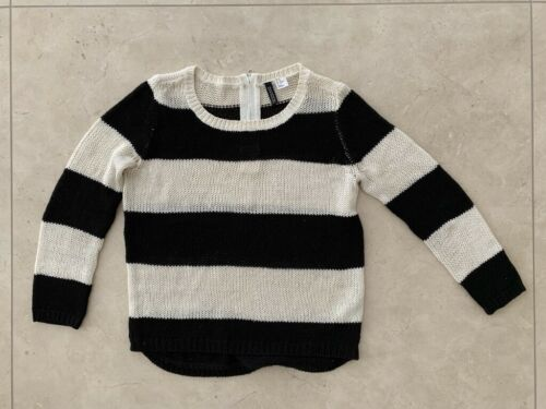check out 21c1f fbf9c H&M Divided Damen Pullover gestreift G. XS
