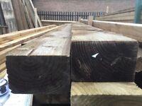 Wood lengths 6x4