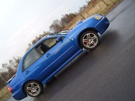 2004 SUBARU WRX TURBO BLOBEYE FSH VERY CLEAN EXAMPLE NO OFFERS CONSIDERED